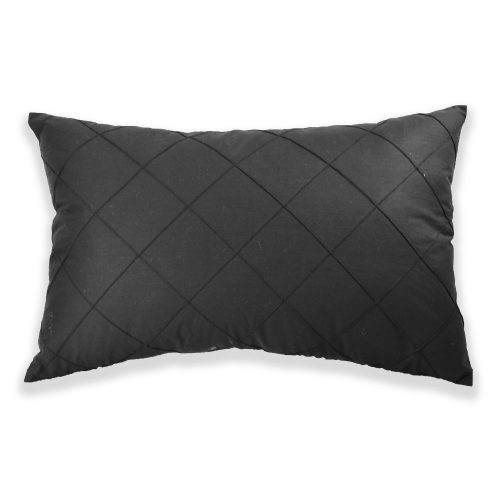 Country Club Breakfast Cushion Black