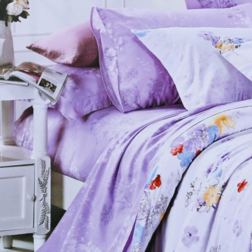 Pansy Sheet Set