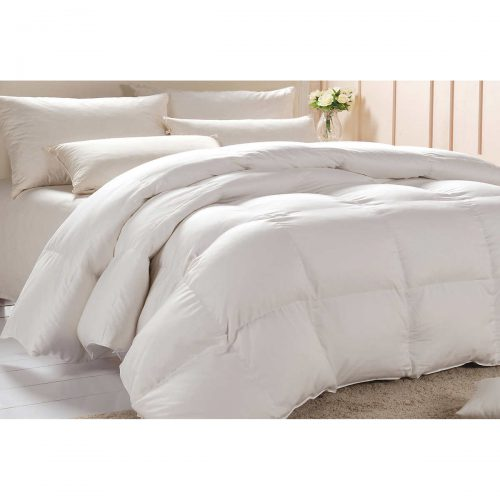 Hungarian White Goose Down Duvet